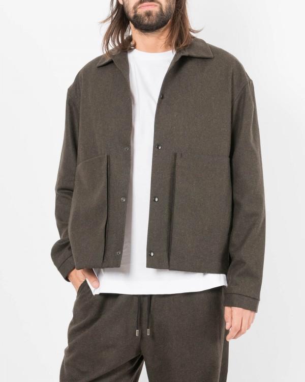 coltesse jacket volan-KAKI